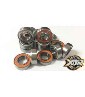 MOTOR CORALLY FACTORY TEAM DYNOSPEED MODX3,0 2-POLOS BUSSHLESS COMPETICION 5,5 (1/10 ONROAD Y OFF ROAD)