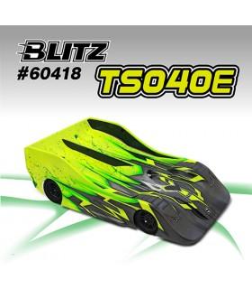 Carroceria Blitz TS040E Light 1/8 On road (Especial 1/8 Electrico)