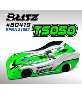 Carroceria Blitz TS050 Light 1/8 On road