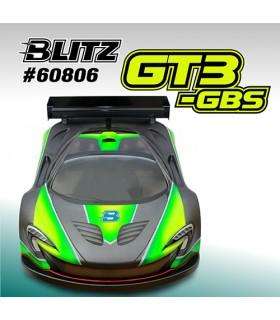 Carroceria Blitz 1/8 GT GT3-GBS