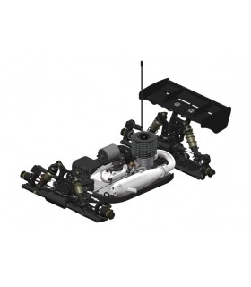 COCHE 1/8 NITRO D819RS OFF ROAD BUGGY KIT