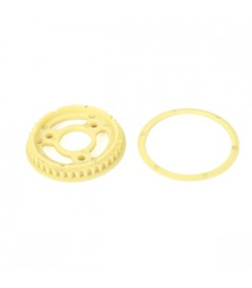 R12 kevlar Front Pulley 38T