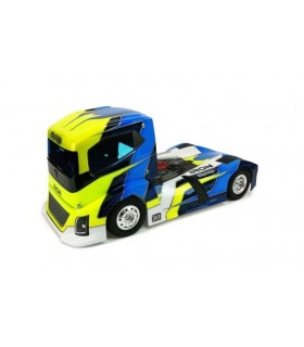 IRON 190mm truck body 1/10 clear