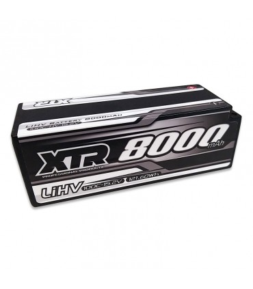 LIPO 8000MHA 15.2HV XT90 100C